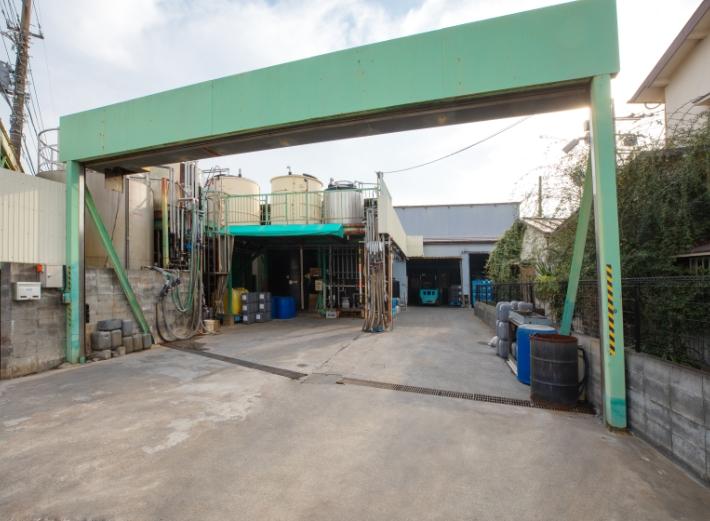 第一環境事業工場